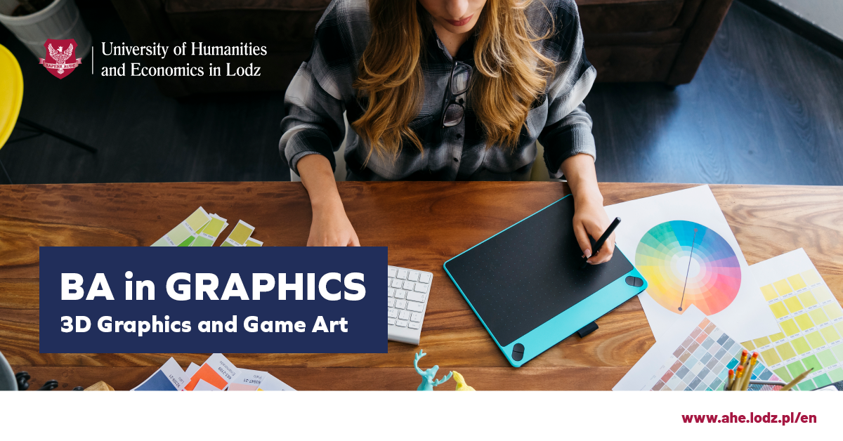 3D graphics and Game art