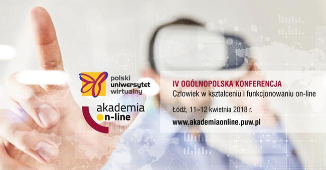 IV Ogólnopolska Konferencja Akademia On-line