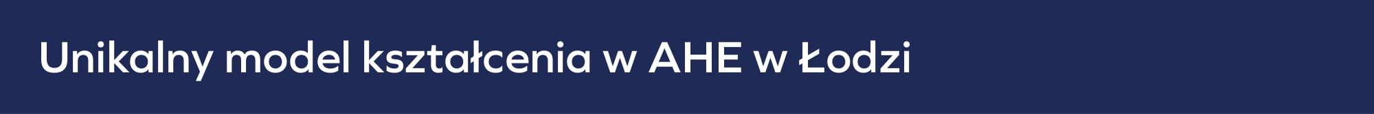 Rekrutacja AHE w Łodzi