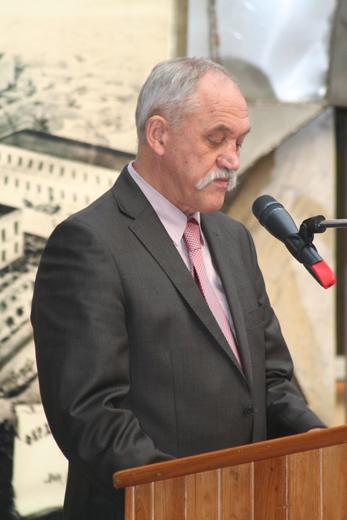 Profesor AHE Makary K. Stasiak