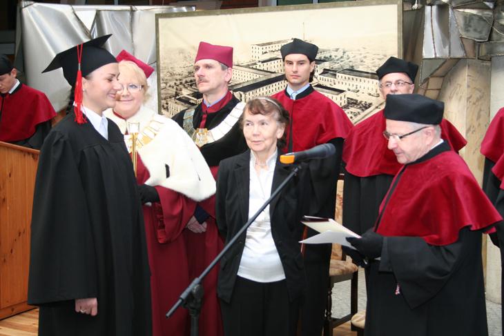 AHE studia Łódź święto uczelni