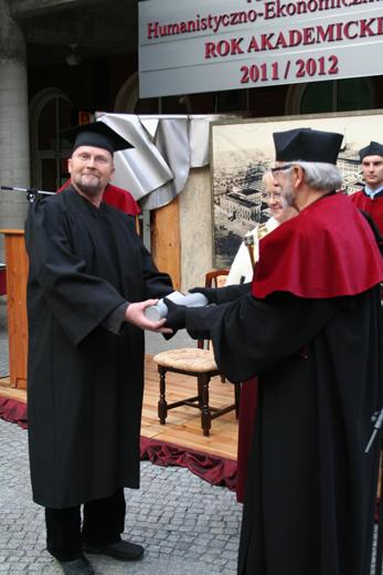 Jubileusz Akademii Humanistyczno-Ekonomicznej w Łodzi