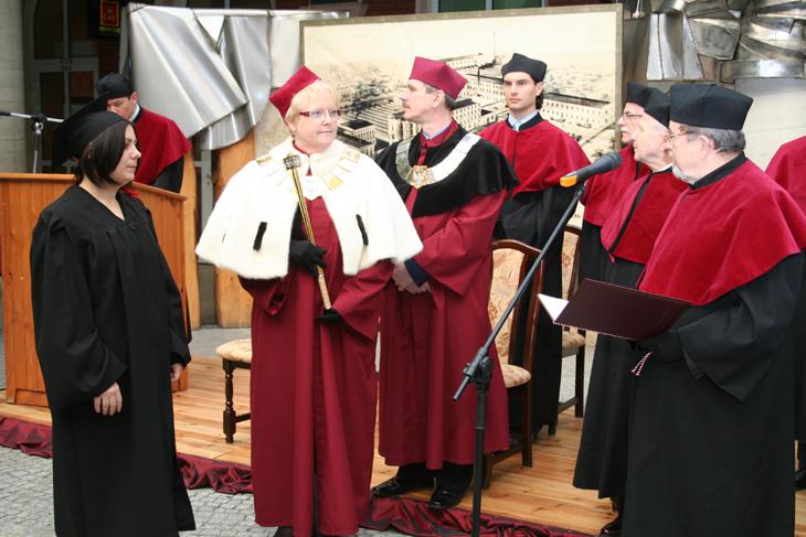 Uroczystości jubileuszowe w AHE w Łodzi