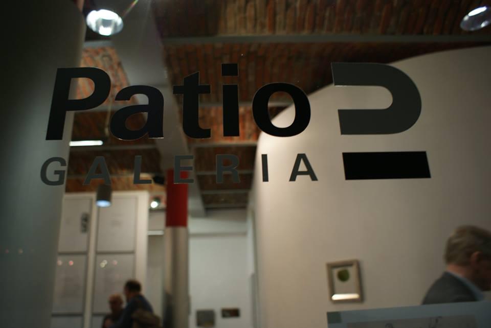 Galeria Patio 2 - wystawa prof. Andrzeja Mariana Bartczaka