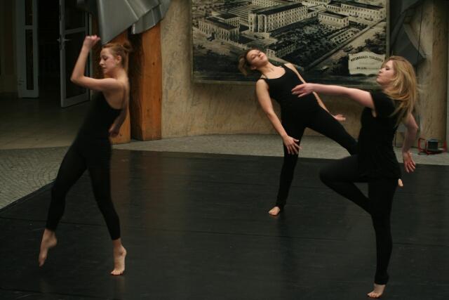 Studia taneczne w AHE w Łodzi