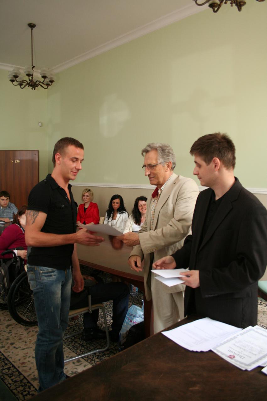 Studenci z pasją