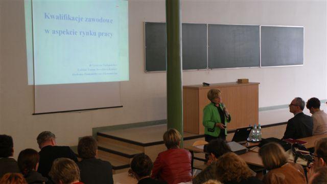 konferencja uczelni