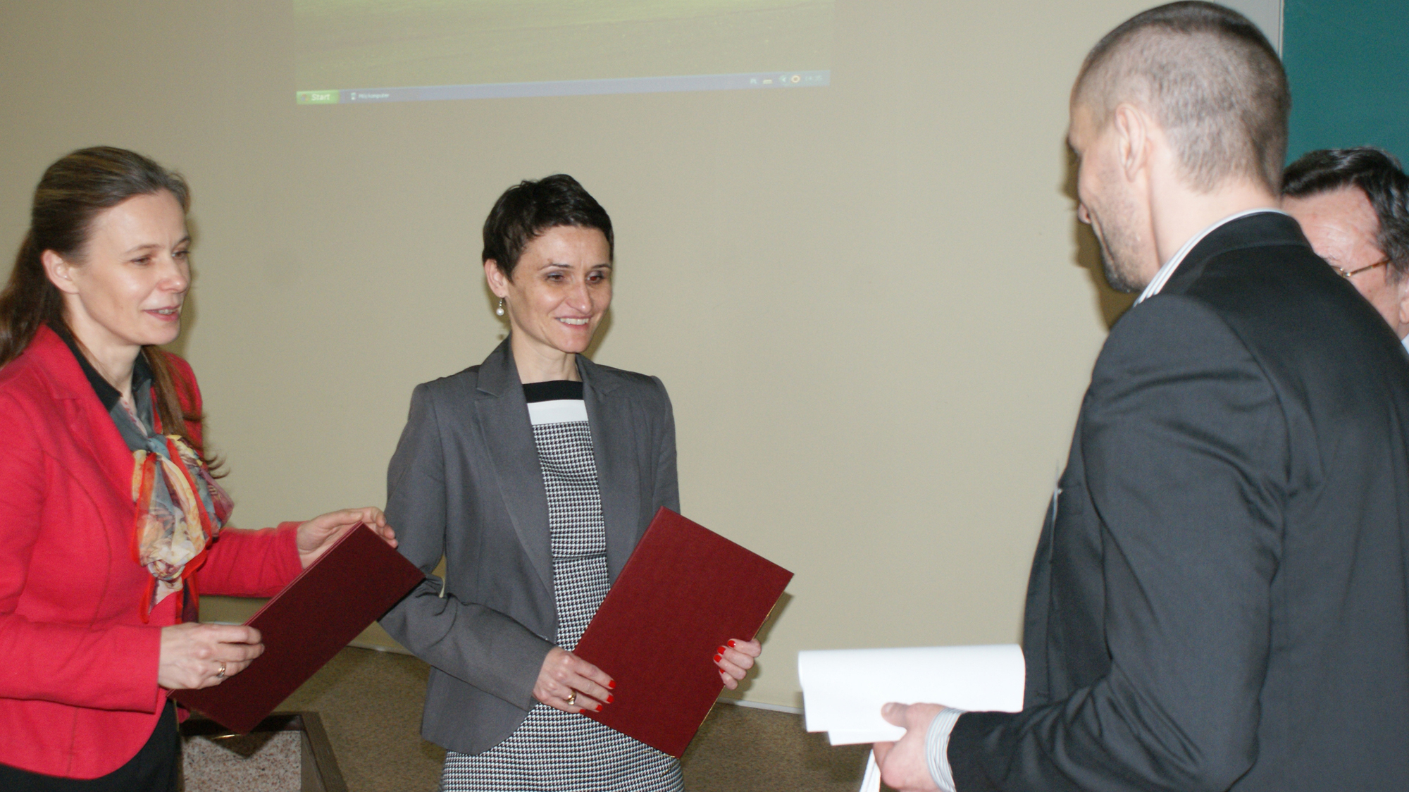 I nagroda - Dorota Cebulak, Jolanta Wydmuch