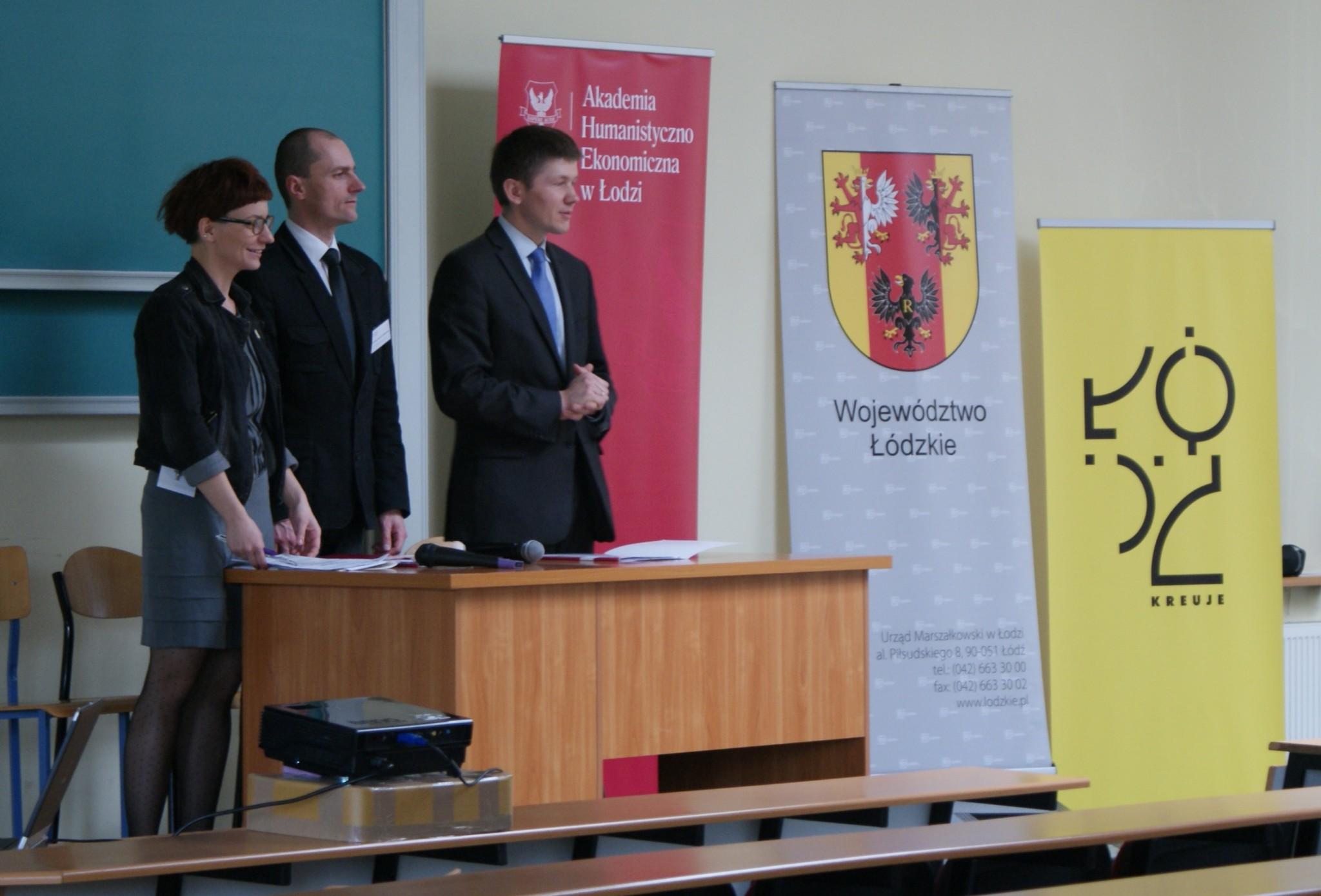 Komitet organizacyjny konferencji