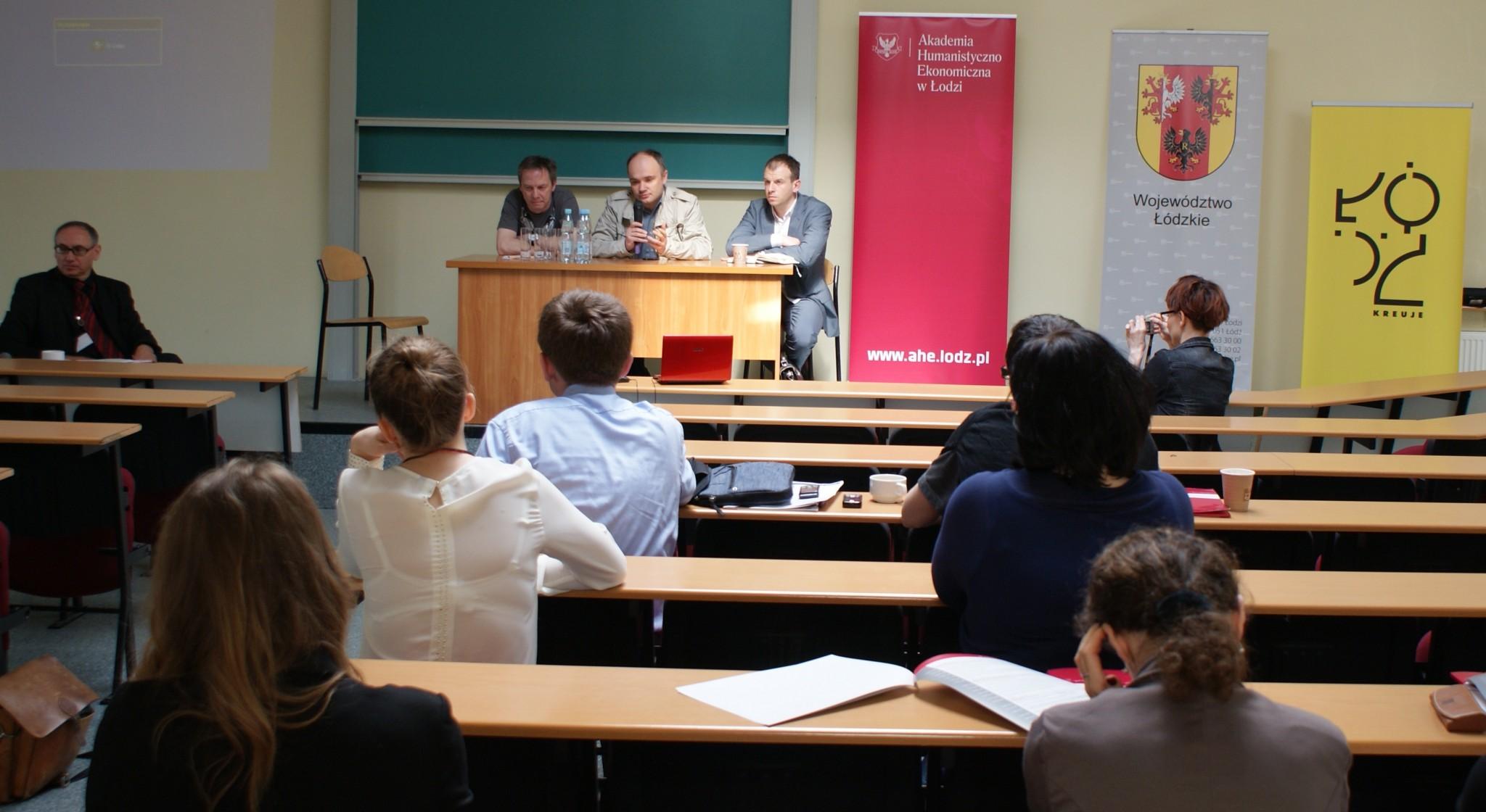 Dziennikarski Panel Dyskusyjny