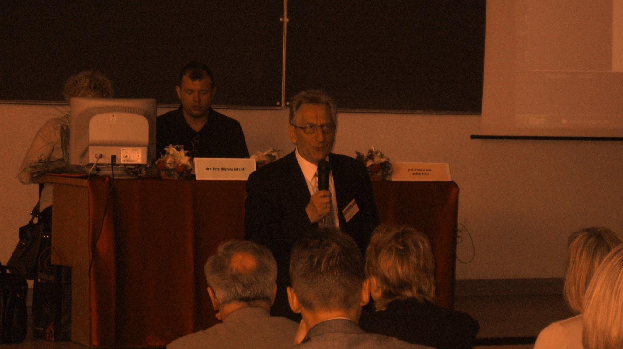 prof. dr hab. n. med. Andrzej Denys