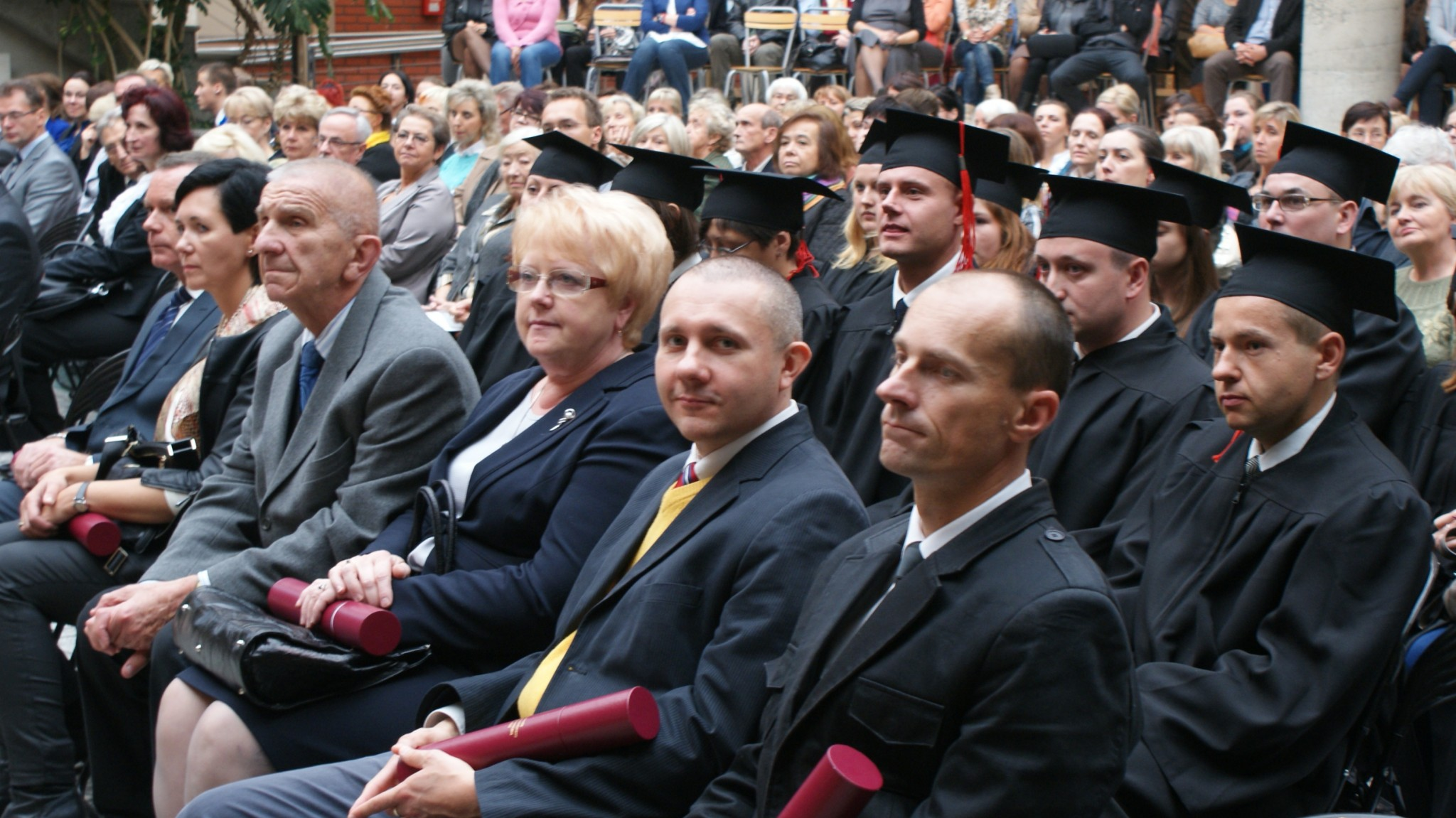 Inauguracja Roku Akademickiego - Patio 10