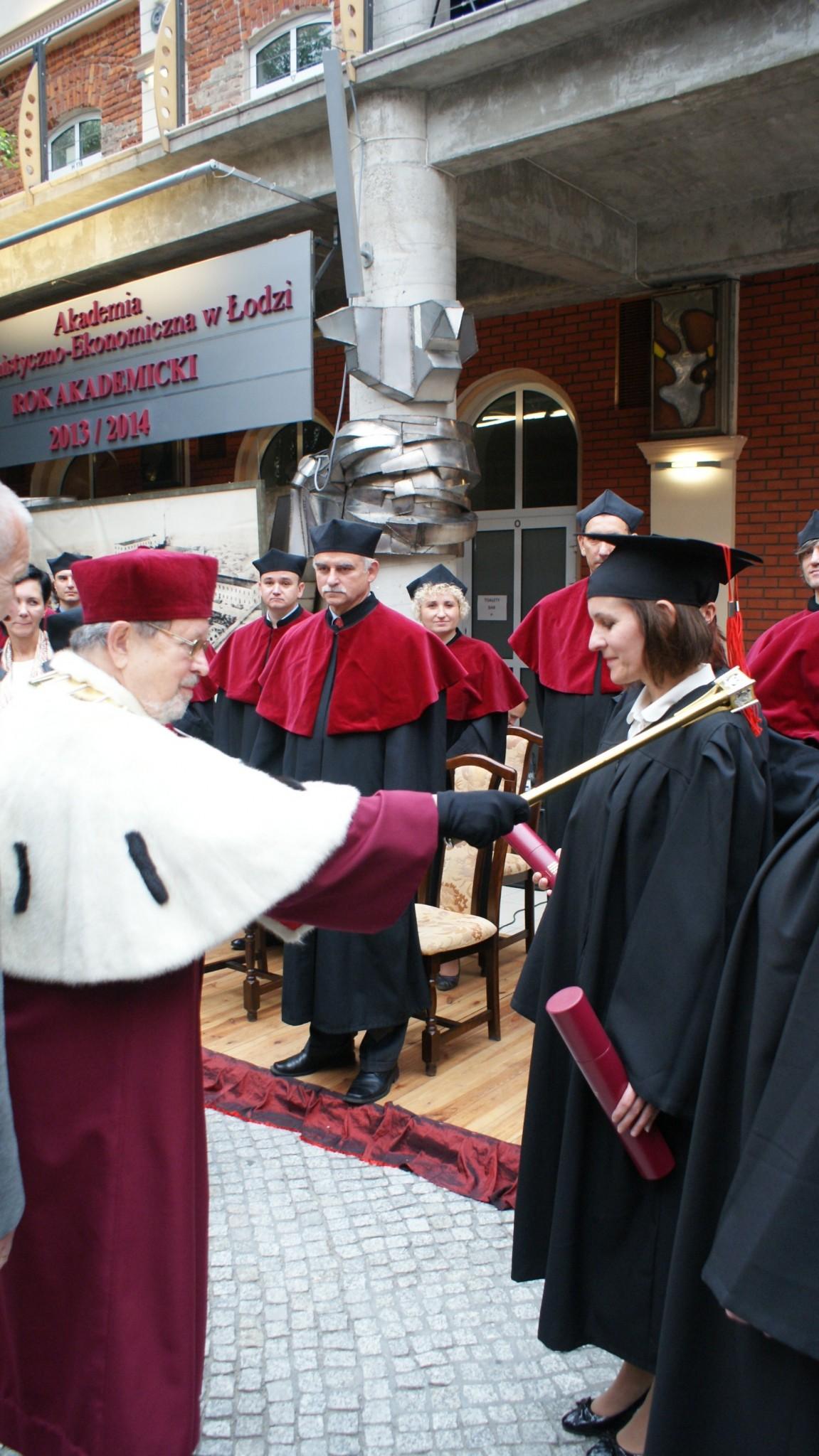 Inauguracja Roku Akademickiego - Patio 12