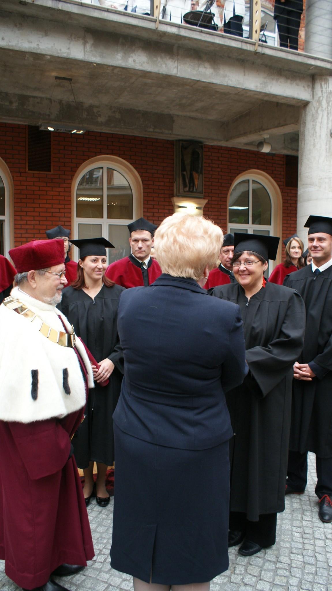 Inauguracja Roku Akademickiego - Patio 13