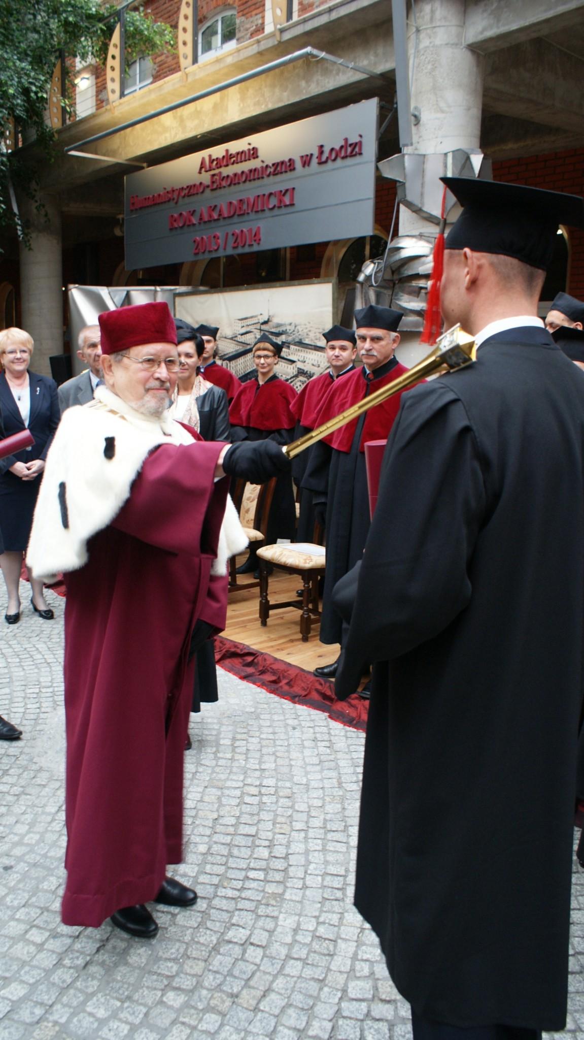 Inauguracja Roku Akademickiego - Patio 15