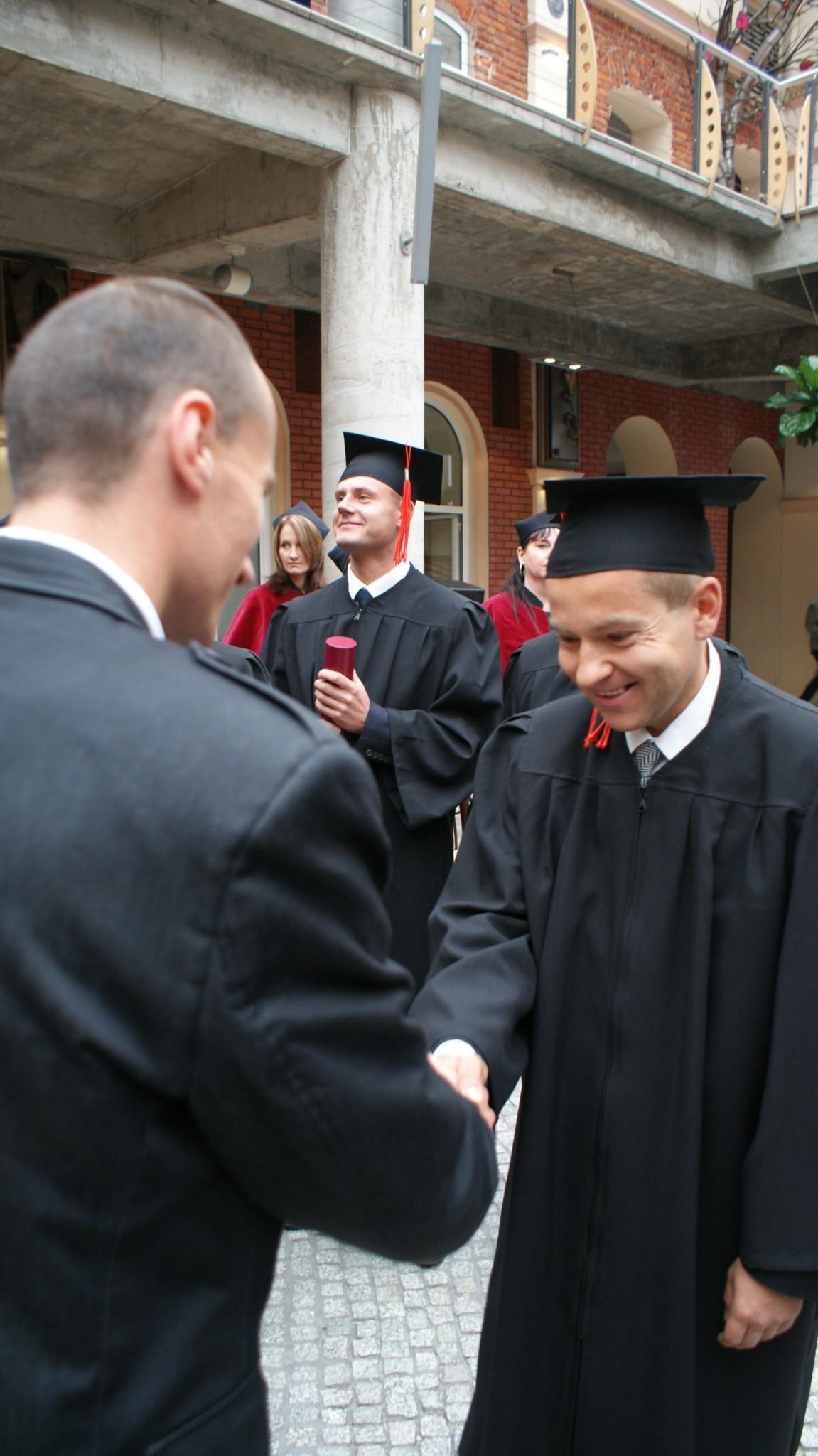 Inauguracja Roku Akademickiego - Patio 16
