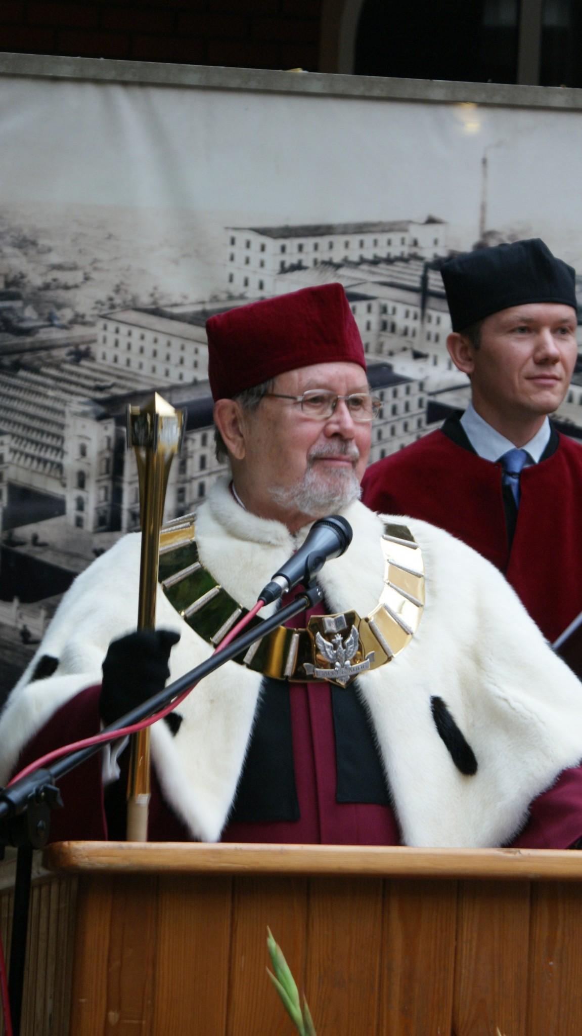 Inauguracja Roku Akademickiego - Patio 17