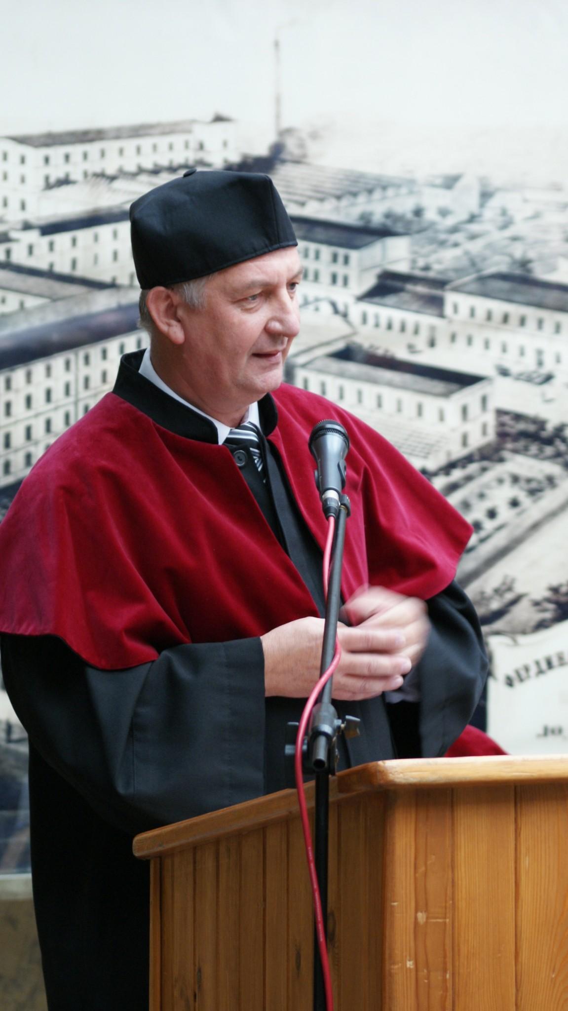 Wykład Inauguracyjny prof. dr. hab. Rudolfa Dupkali