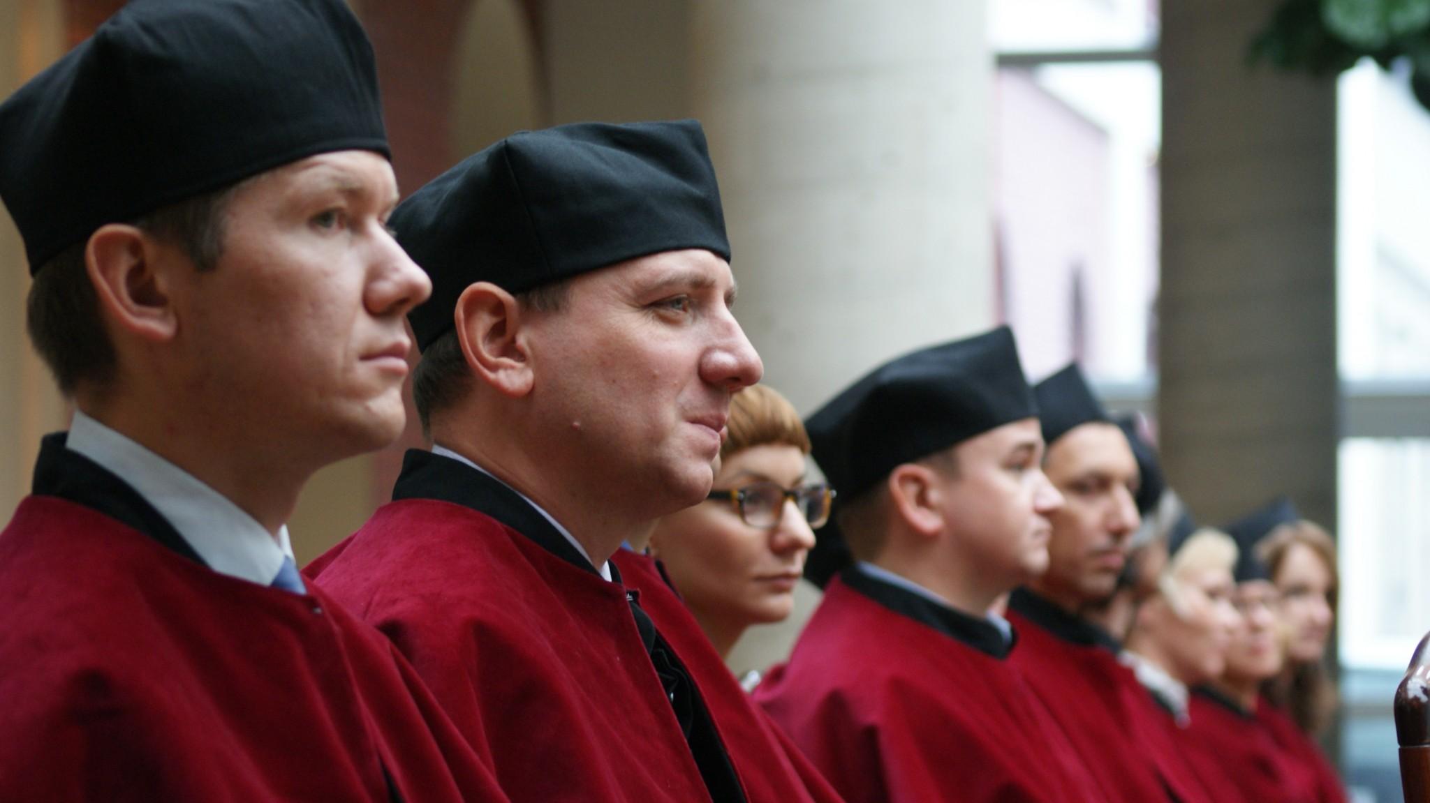 Inauguracja Roku Akademickiego - Patio 19