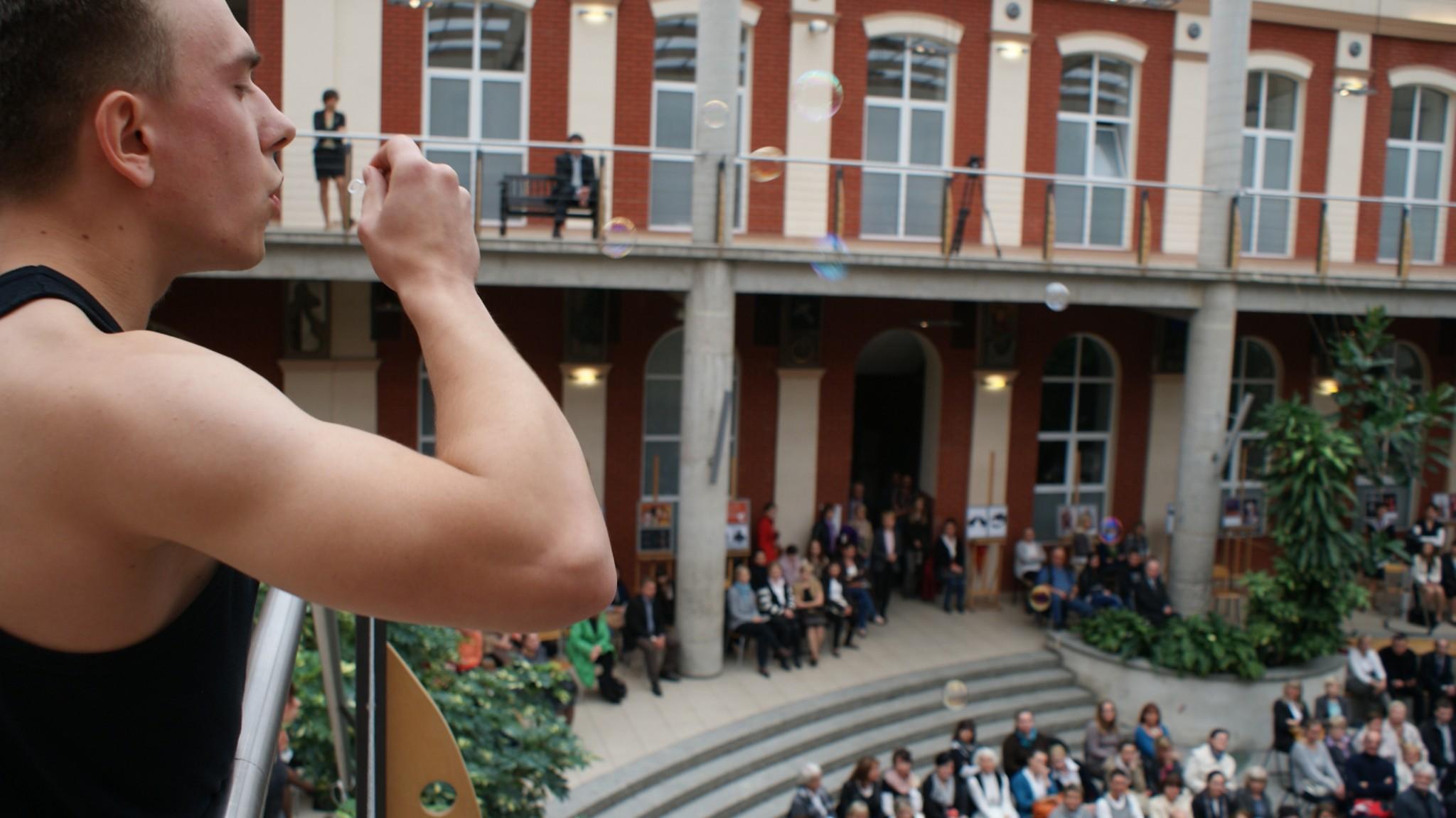 Inauguracja Roku Akademickiego - Patio 20