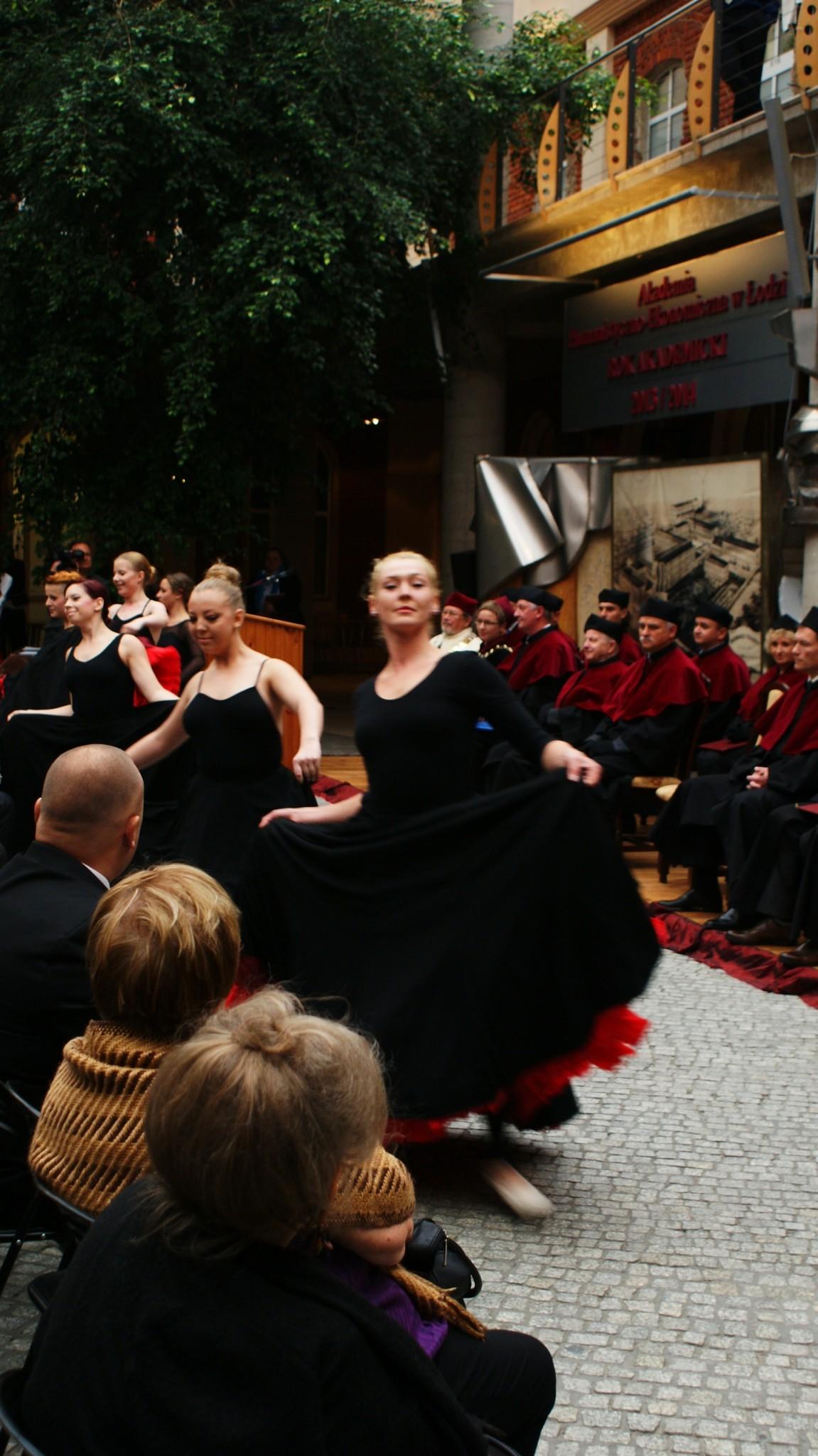 Inauguracja Roku Akademickiego - Patio 32