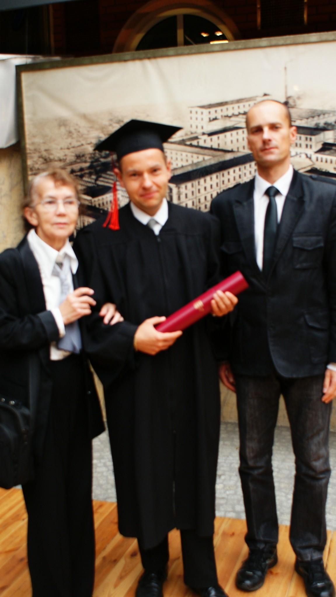 Inauguracja Roku Akademickiego - Patio 28