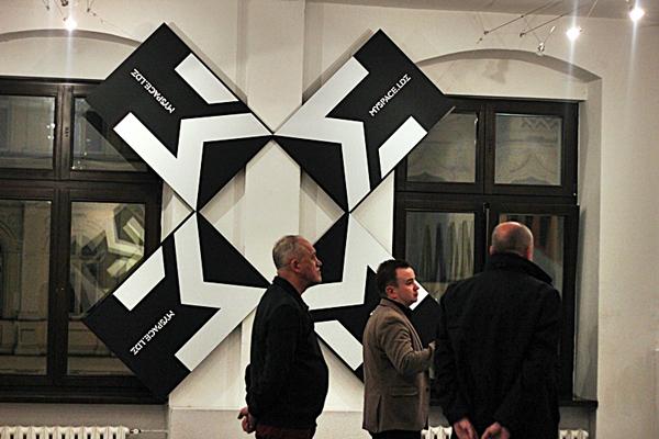 Michał Kacperczyk AHE wystawa KonTesksty