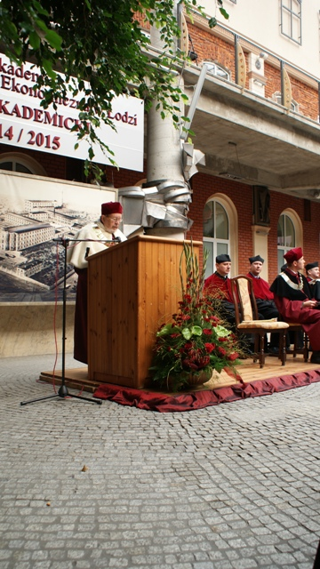 Inauguracja Roku Akademickiego 2014/2015 5
