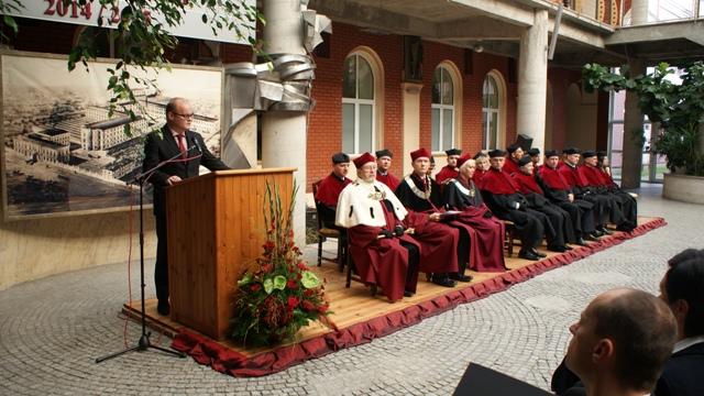 Przemówienie Marcina Bugajskiego Członka Zarządu Urzędu Marszałkowskiego