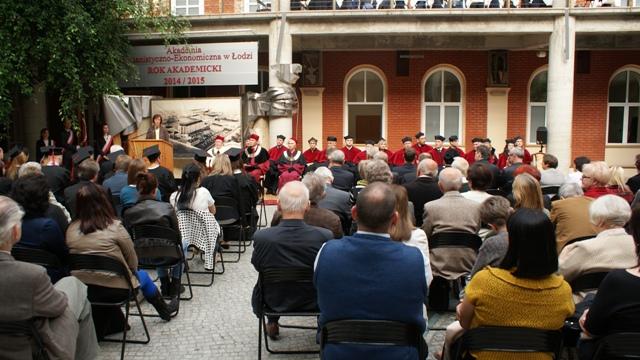 Inauguracja Roku Akademickiego 2014/2015 14