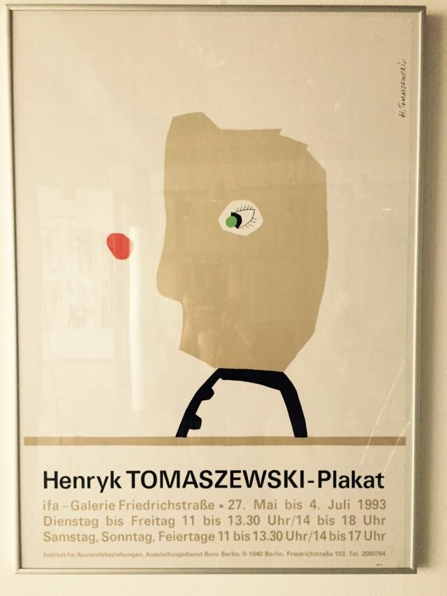 """Wystawa """"Ikony plakatu polskiego"""" w AHE w Łodzi"""
