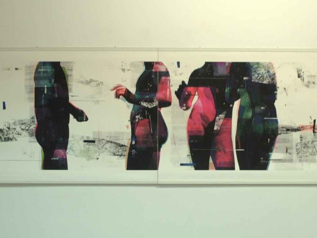 wystawa grafiki Natalii Romaniuk w Galerii Patio2