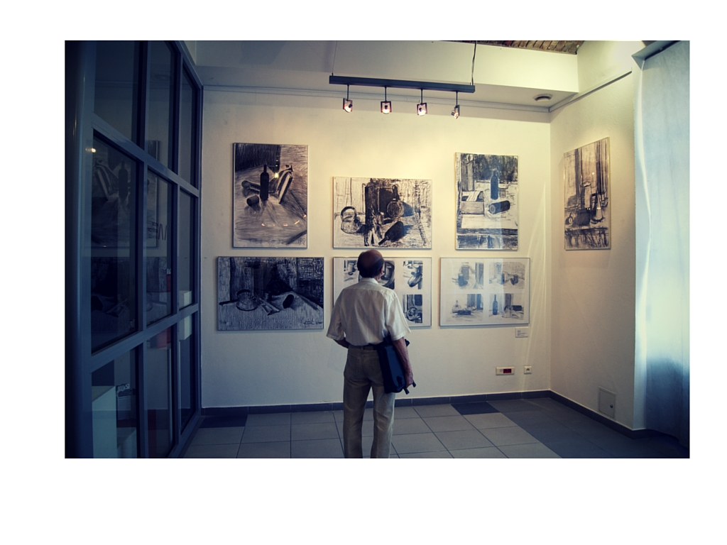 Wystawa studentów kierunku grafika