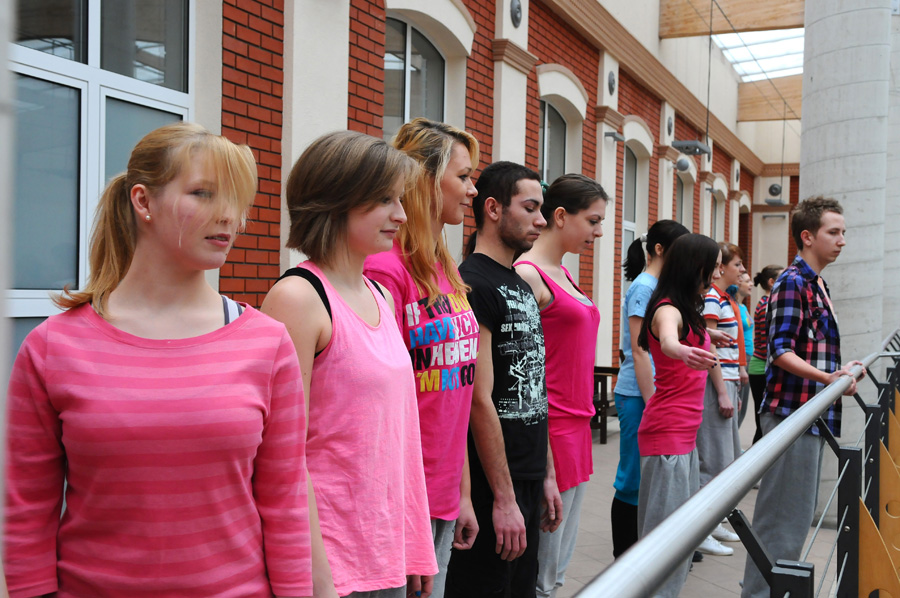 Performance studentów AHE