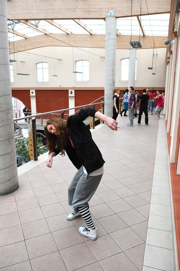 Studenci AHE w Łodzi