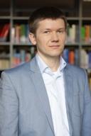 Leszek Kuras prorektor z AHE w Łodzi
