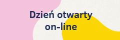 Dzień otwarty on-line w Akademii