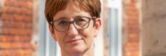 Dr Beata Bawińska odznaczona honorowa odznaką