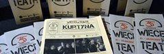 """Studenci wraz z opiekunem dr Anną Fadecką przygotowują trzy numery gazety """"Kurtyna"""""""