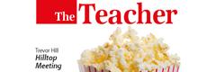 """Artykuł absolwentki filologii w """"The Teacher"""""""
