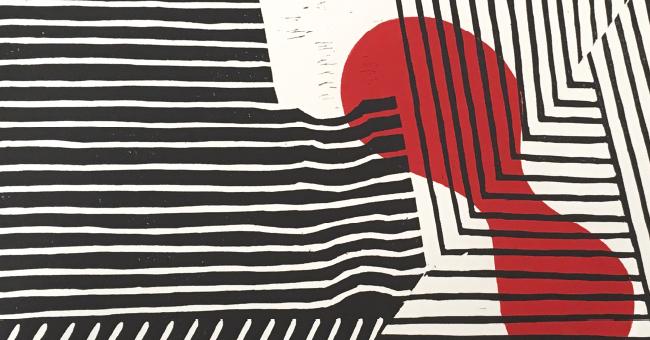 Wystawa studentów grafiki w Domu Literatury