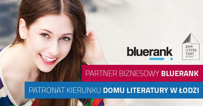 Filologia polska - partnerem biznesowym kierunku firma Bluerank