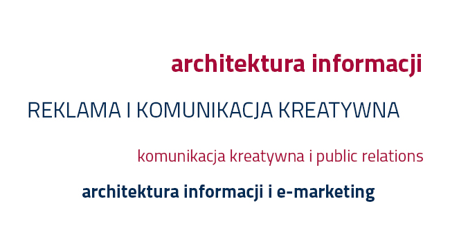 specjalności kierunku filologia polska
