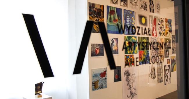Wystawa prac studentów w Galerii Patio2