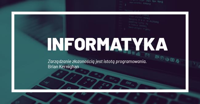 kierunek informatyka