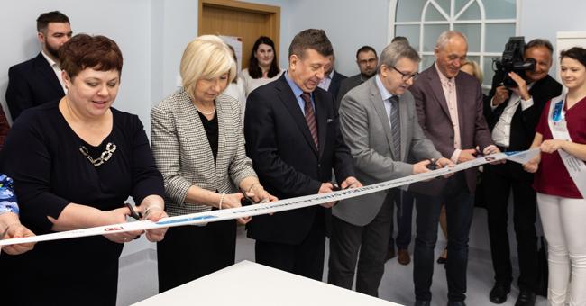 Uroczyste otwarcie Centrum Symulacji Medycznej