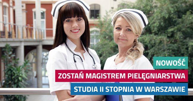 Zostań magistrem pielęgniarstwa