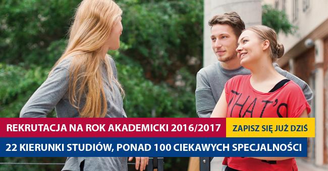 Rekrutacja trwa w Akademii Humanistyczno-Ekonomicznej w Łodzi