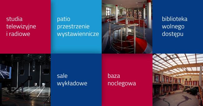 AHE Łódź uczelnia wirtualny spacer