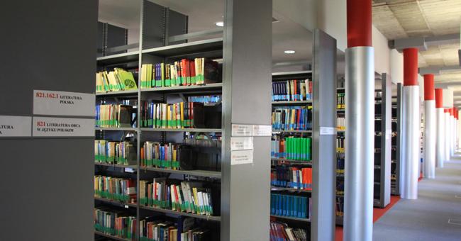 Dla studenta - biblioteka
